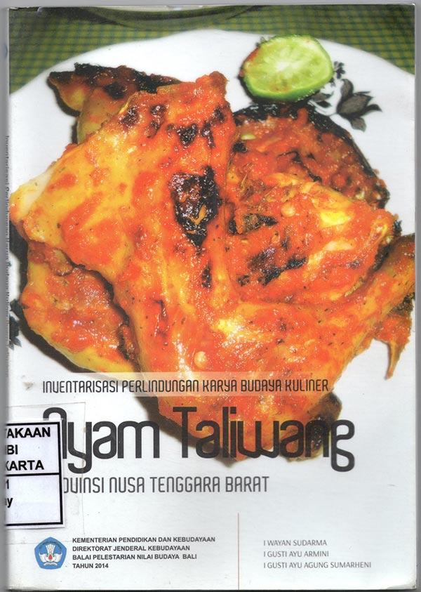 Ayam Taliwang dari Lombok