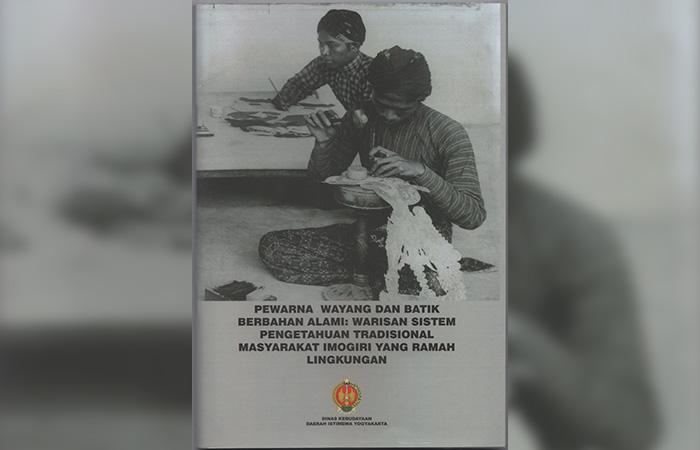 Pewarna Alami Batik dan Wayang